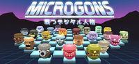 Portada oficial de Microgons para PC