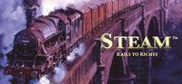Portada oficial de Steam Rails to Riches para PC