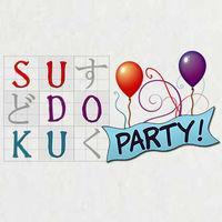 Portada oficial de Sudoku Party eShop para Nintendo 3DS