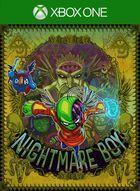 Portada oficial de de Nightmare Boy para Xbox One