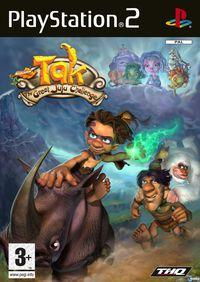 Portada oficial de Tak: The Great Juju Challenge para PS2