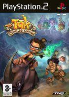 Portada oficial de de Tak: The Great Juju Challenge para PS2