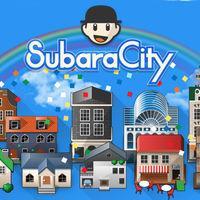 Portada oficial de SubaraCity eShop para Nintendo 3DS