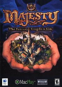 Portada oficial de Majesty para PC