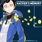 Portada oficial de de Digimon Story: Cyber Sleuth Hacker's Memory para PS4