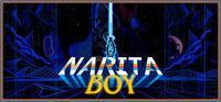 Portada oficial de Narita Boy para PC