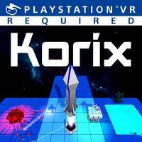 Portada oficial de Korix para PS4