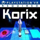 Portada oficial de de Korix para PS4