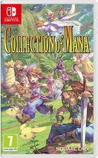 Portada oficial de de Collection of Mana para Switch
