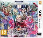 Portada oficial de de Radiant Historia Perfect Chronology para Nintendo 3DS