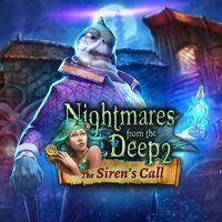 Portada oficial de Nightmares from the Deep 2: The Siren's Call para PS4
