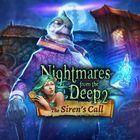 Portada oficial de de Nightmares from the Deep 2: The Siren's Call para PS4