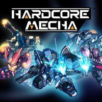 Portada oficial de Hardcore Mecha para PS4
