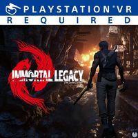 Portada oficial de Immortal Legacy: The Jade Cipher para PS4