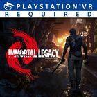 Portada oficial de de Immortal Legacy: The Jade Cipher para PS4