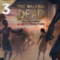 Portada oficial de The Walking Dead: A New Frontier - Episode 3 para PS4