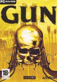 Portada oficial de Gun para PC