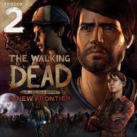 Portada oficial de The Walking Dead: A New Frontier - Episode 2 para PS4
