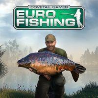 Portada oficial de Euro Fishing para PS4