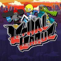 Portada oficial de Lethal League para PS4