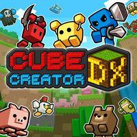 Portada oficial de Cube Creator DX eShop para Nintendo 3DS