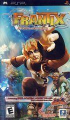Portada oficial de de Frantix para PSP