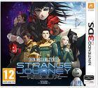 Portada oficial de de Shin Megami Tensei: Strange Journey Redux para Nintendo 3DS
