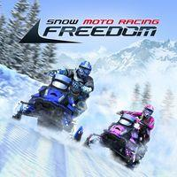Portada oficial de Snow Moto Racing Freedom para PS4