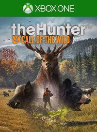 Portada oficial de theHunter: Call of the Wild para Xbox One