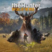 Portada oficial de theHunter: Call of the Wild para PS4