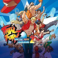 Portada oficial de Fatal Fury: Battle Archives Vol. 2 para PS4