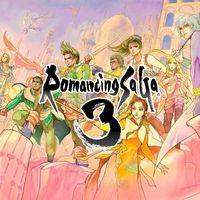 Portada oficial de Romancing SaGa 3 PSN para PSVITA