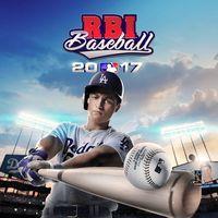 Portada oficial de R.B.I. Baseball 17 para PS4