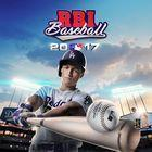 Portada oficial de de R.B.I. Baseball 17 para PS4