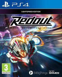 Portada oficial de Redout: Lightspeed Edition para PS4