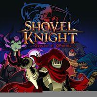 Portada oficial de Shovel Knight: Specter of Torment para PS4