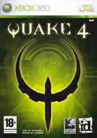 Portada oficial de de Quake 4 para Xbox 360