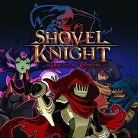 Portada oficial de Shovel Knight: Specter of Torment PSN para PSVITA