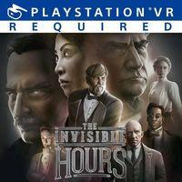 Portada oficial de The Invisible Hours para PS4