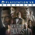 Portada oficial de de The Invisible Hours para PS4