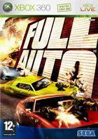 Portada oficial de de Full Auto para Xbox 360