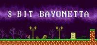 Portada oficial de 8-Bit Bayonetta para PC