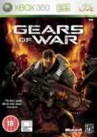 Portada oficial de de Gears of War para Xbox 360