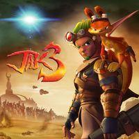 Portada oficial de Jak 3 para PS4