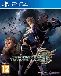 Portada oficial de AeternoBlade II para PS4