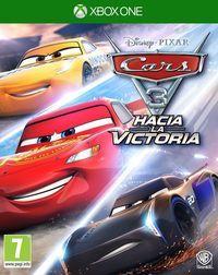 Portada oficial de Cars 3: Hacia la victoria para Xbox One