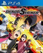 Portada oficial de de Naruto to Boruto: Shinobi Striker para PS4