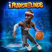 Portada oficial de NBA Playgrounds para PS4