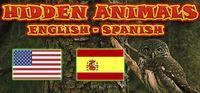 Portada oficial de Hidden Animals: English - Spanish para PC