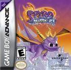 Portada oficial de de Spyro: Season of Ice para Game Boy Advance